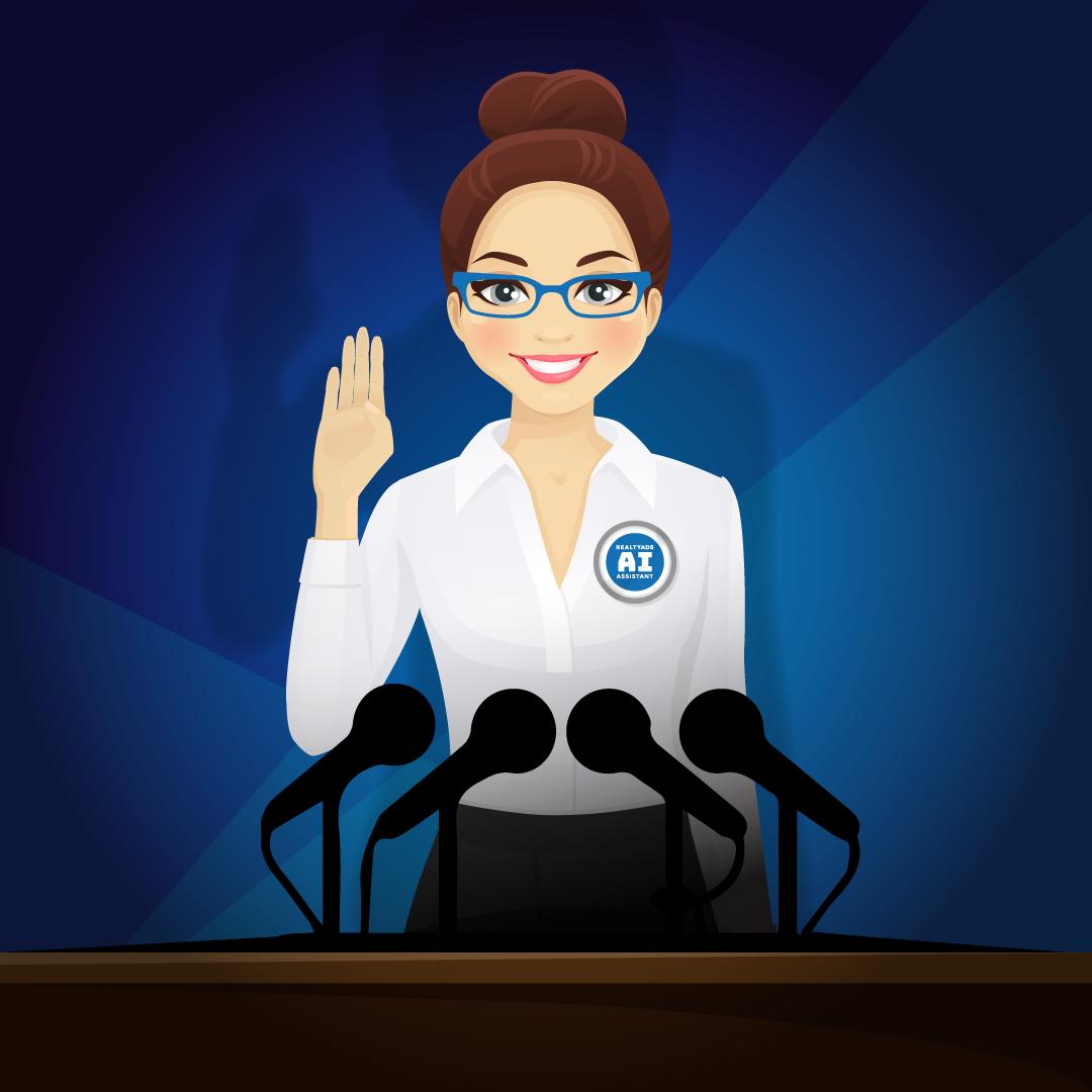 Testifying Before Congress: Bezos, Zuckerberg, Dorsey, and… RITA?
